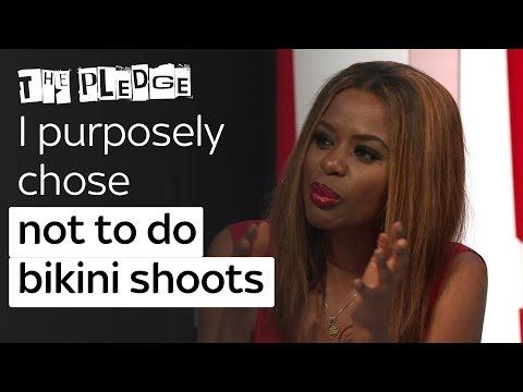 June Sarpong: I purposely chose not to do bikini shoots