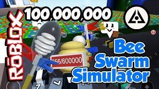 Roblox Bee Swarm Simulator - Porcelain Dipper - 100-MILLION HONEY COLLECTOR!