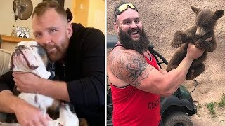 10 Most Shocking Pets of Wrestlers in Real Life