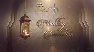 muslim islamic wedding invitation video best wedding invitation videos 2020 inviter com