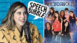 Daniella Monet on the Road to Nickelodeon (Victorious)