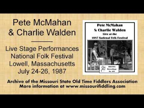 1987 National Folk Festival - Pete McMahan and Charlie Walden