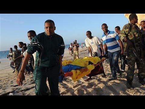 Somalia Restaurant Siege Leaves More Than 20 Dead