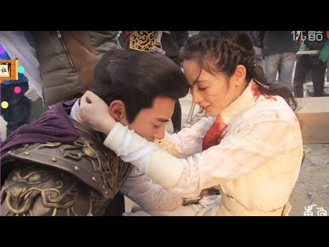 Goodbye My Princess BTS Peng Xiaoran Consoles Chen Xingxu 《东宫》 剧逗社陈星旭彭小苒