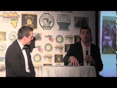 Alan Quinlan Interview