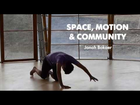 Jonah Bokaer | Space, Motion & Community | Boisbuchet 2015