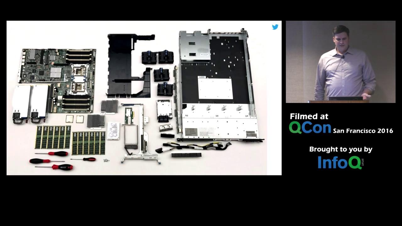 Hardware & Provisioning Engineering at Twitter