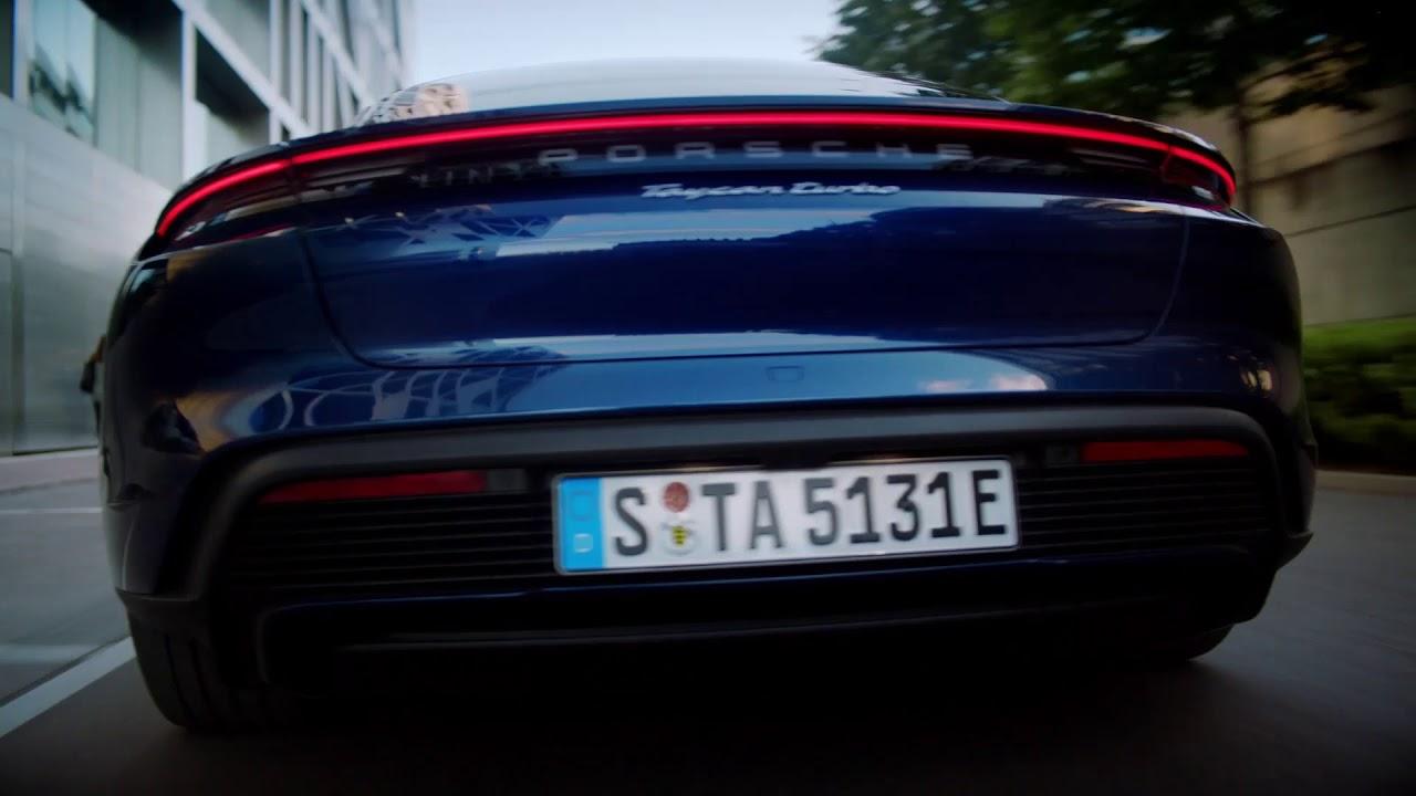 Porsche Taycan   Доступний в Україні