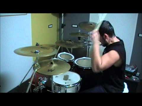 TONY CORIO performing DETONATION - ANNIHILATOR drum cover