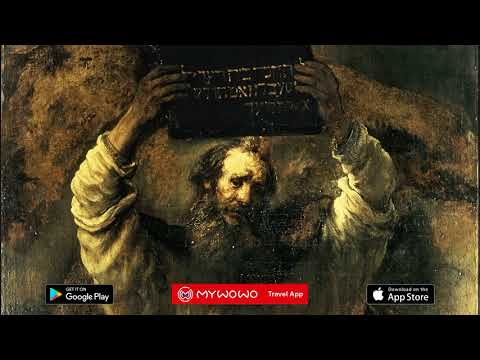 Gemäldegalerie – Rembrandt Moses – Berlin – Audioguide – MyWoWo Travel App