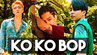 EXO - Ko Ko Bop || LEARN Members / Names