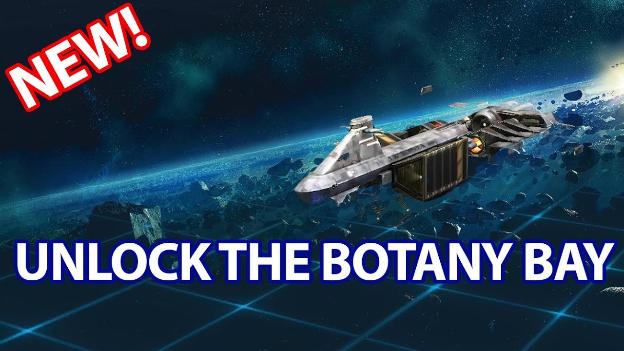 *THE BOTANY BAY* FINDING THE BLUEPRINTS AND THE AUGMENTS (Star Trek Fleet  Command)
