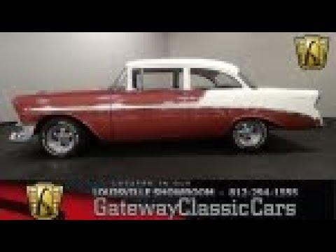 1956 Chevrolet Bel Air - Louisville - Stock #1709