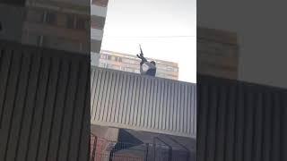 Des tirs de kalachnikov à Bruxelles.