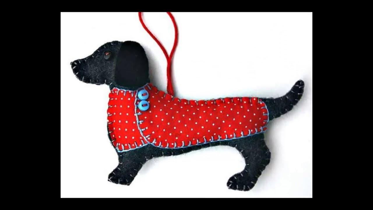 Собачка сувенир своими руками 199