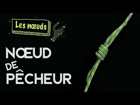 Tuto - Le Nœud De Pêcheur