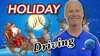 Live Q&A :: How to Drive During the Holidays, Be Happy & Stave Off Road Rage— Smart Sunday #18
