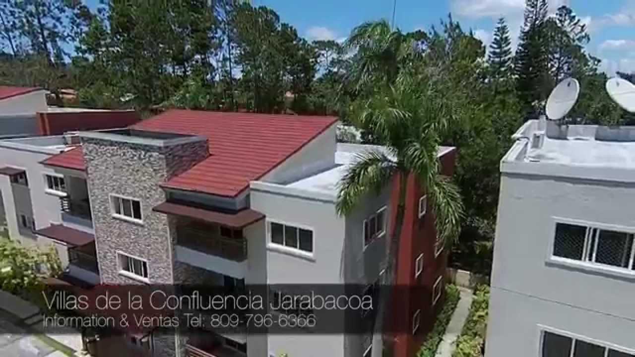 Villas de la confluencia jarabacoa youtube for Villas en jarabacoa
