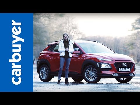 New 2018 Hyundai Kona in depth review Carbuyer Nicki Shields