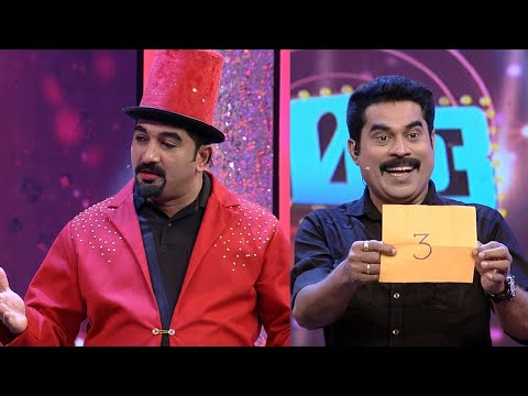 #MimicryMahamela l A variety magic l Mazhavil Manorama