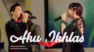 Denny Caknan Feat Happy Asmara Aku Ikhlas Live Konser Galang Dana Peduli Seniman Soloraya MP3