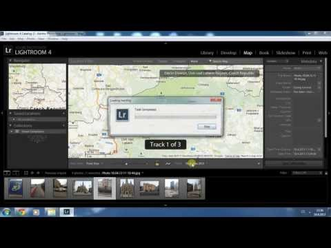 Geotagging images with new Geotag Photos Pro and Lightroom