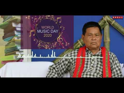RWCHAPKWRWNG  NANDA KUMAR DEBBARMA || WORLD MUSIC DAY 2020 || KOKBOROK RWCHAPMUNG 2020