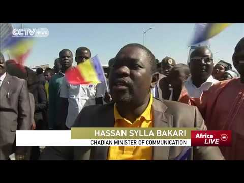 Hundreds Gather In Chadian Capital To Protest Against Boko Haram