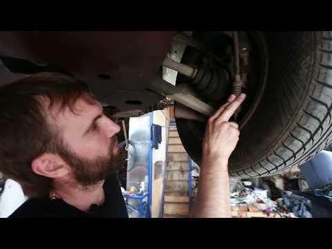 Обзор Citroën CX ситроен на подъемнике проект реставрация автохлам