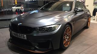 2017 BMW M4 GTS