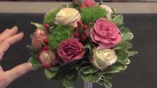 Wedding Bouquets Using Israeli Flowers