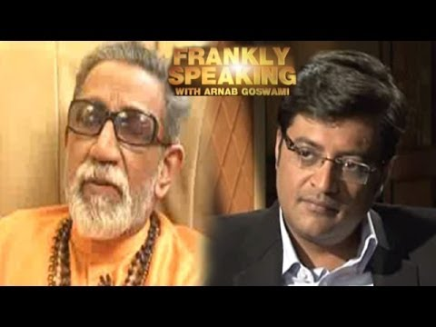 Bal Thackeray on the Anna Hazare movement