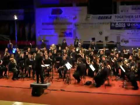 Orchestra di fiati del conservatorio Piccinni di Bari -