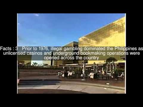 Gambling in Manila Top  #7 Facts