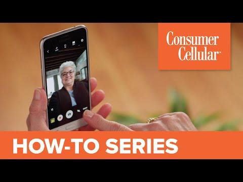 Samsung Galaxy J3 (2016): Using the Camera (7 of 12) | Consumer Cellular