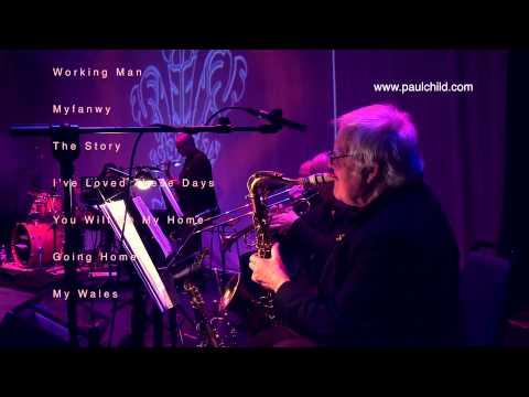 Paul Child In Concert DVD Advert1