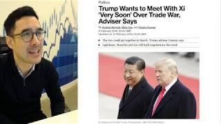 US/China trade talks move in the right direction (for now)