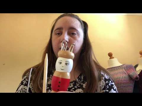 Knitting Nancy/French Knitting doll Review