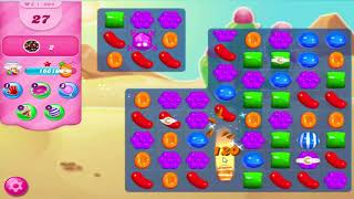 Candy Crush  Saga  level 694 Solution