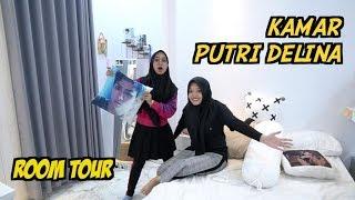 Pertama Kali Masuk Kamar Putri Delina Bagus Banget!!! K-pop Sejati. Ricis Kepo