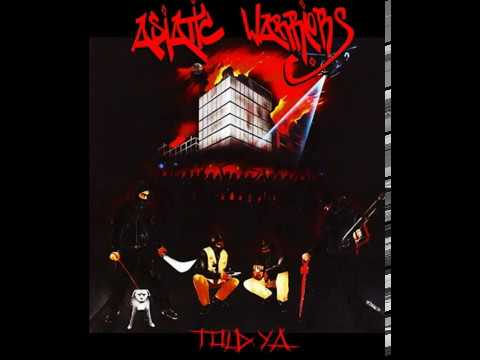 Asiatic Warriors - Told Ya (1994 / Germany / Hip Hop / Full Album / EP)