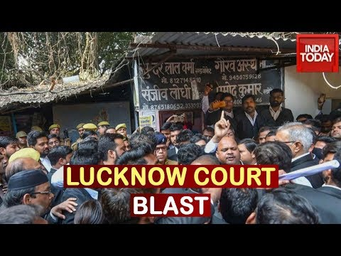 Bomb Explodes At Lucknow Court, 3 Other Live Bombs Found, Several Lawyers Injured