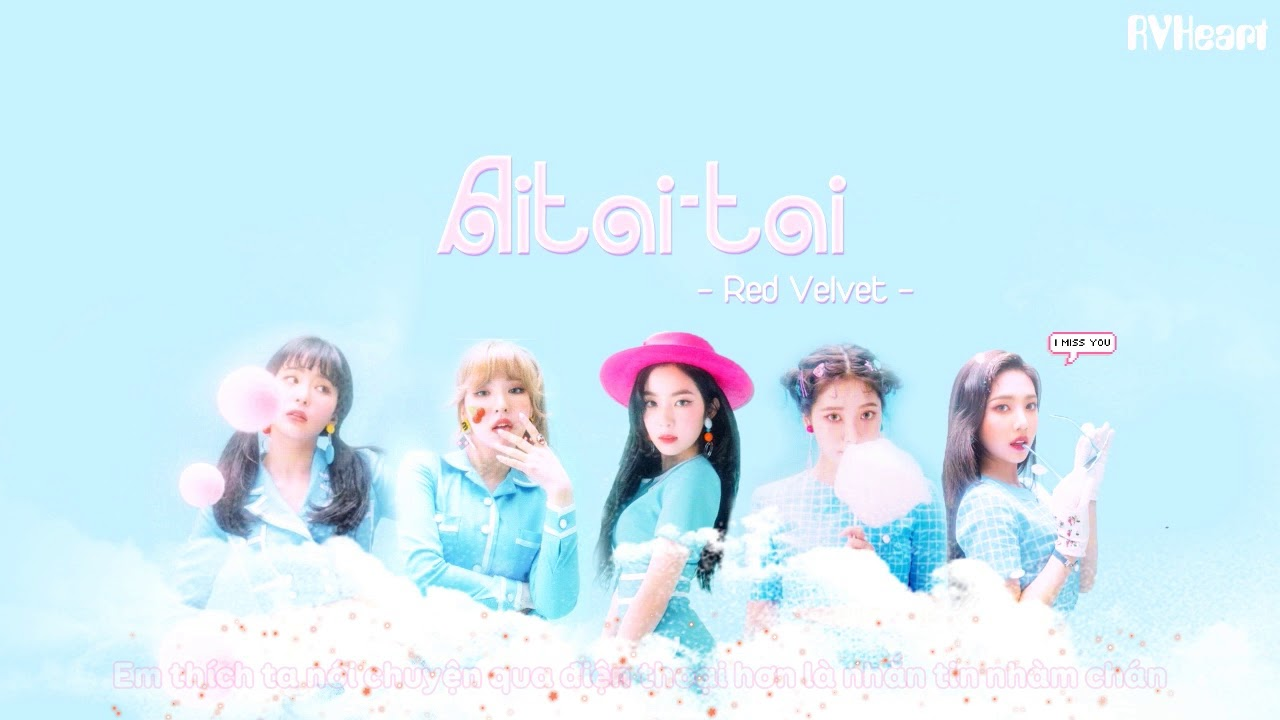 Red Velvet - Atai Tai