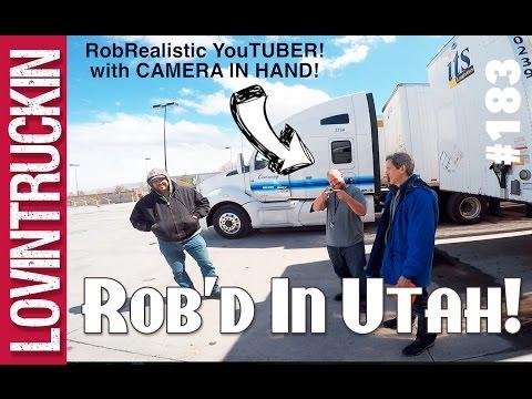 Rob'd In Utah!