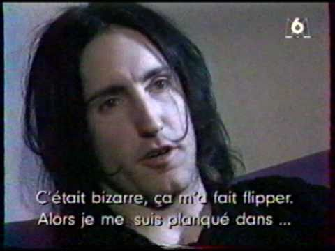 nine inch nails interview @ Rock Express 1994