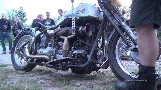 Waldfee Henderson NSU TTS 1200 Motorcycle