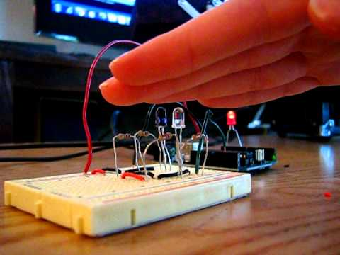 How to Build an Infrared IR Distance Sensor Circuit