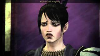Dragon Age Origins: Witch Hunt Endings