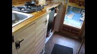 Building A Gypsy Wagon-update 4 (tiny House, Vardo, Camper, Rv)
