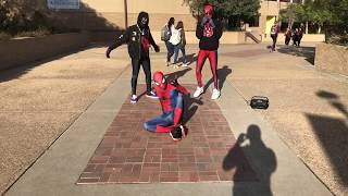 Sheck Wes - Mo Bamba (Dance Video) @ghetto.deadpool @ghetto.panther